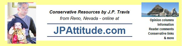 Conservative Resources by J.P. Travis at JPAttitude.com